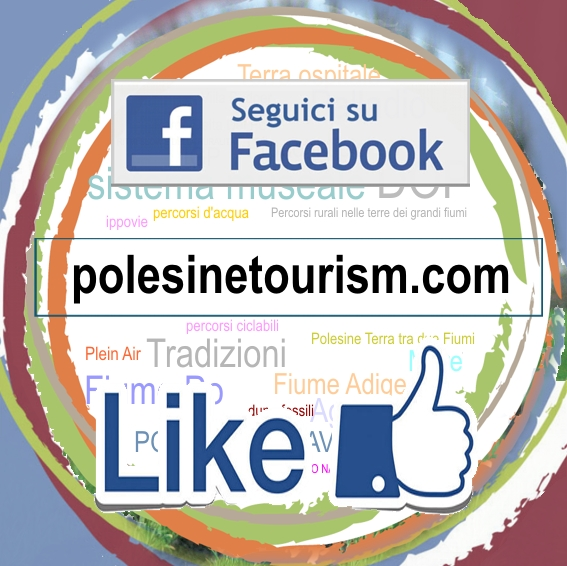 PolesineTourism on Facebook